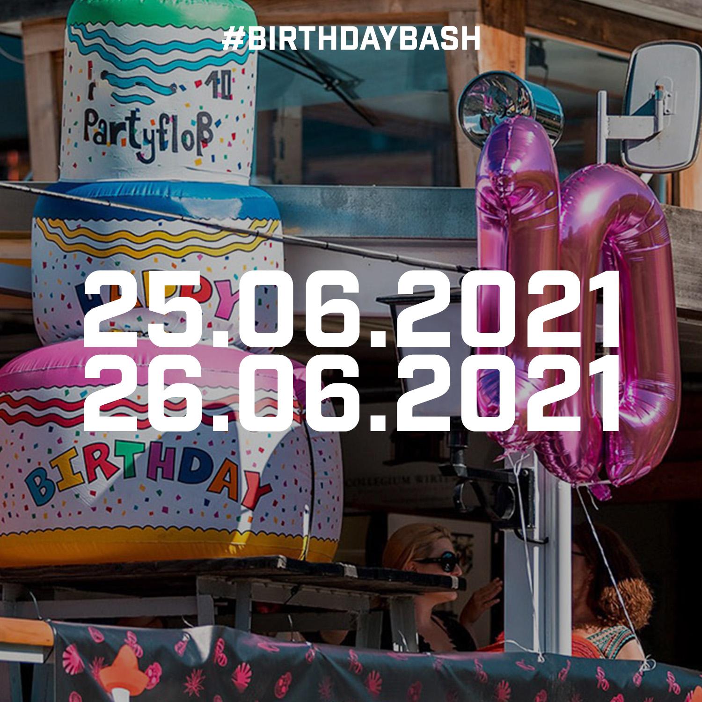 #BIRTHDAYBASH 11 JAHRE PARTYFLOSS
