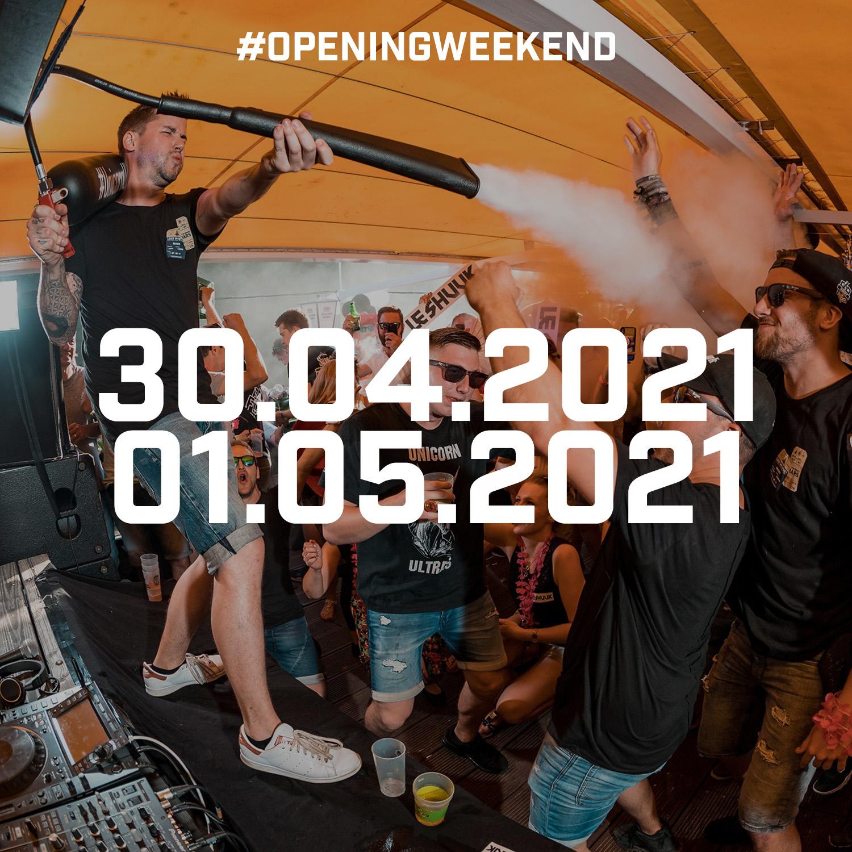 #OPENINGWEEKEND