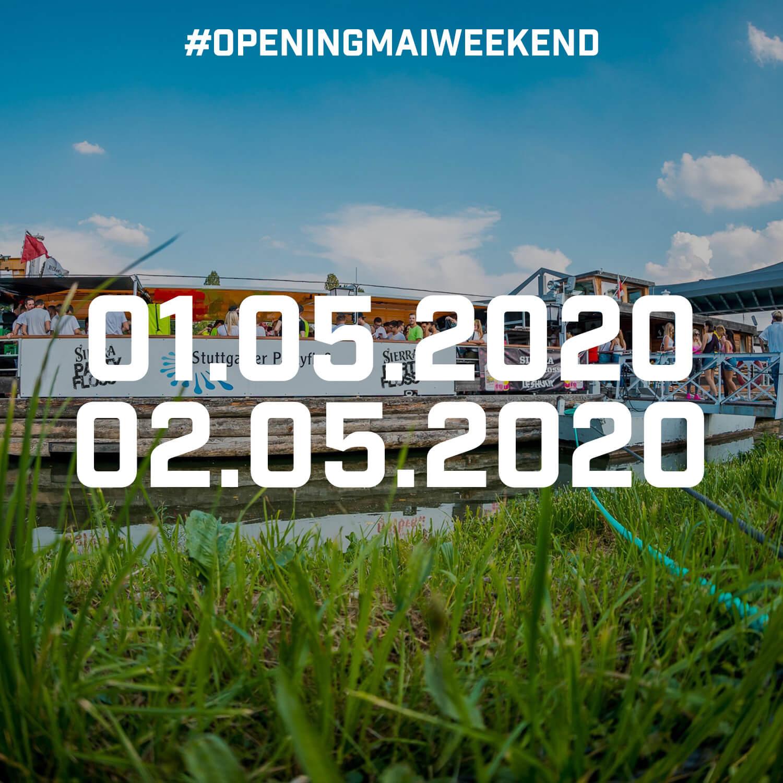 #OPENINGMAIWEEKEND
